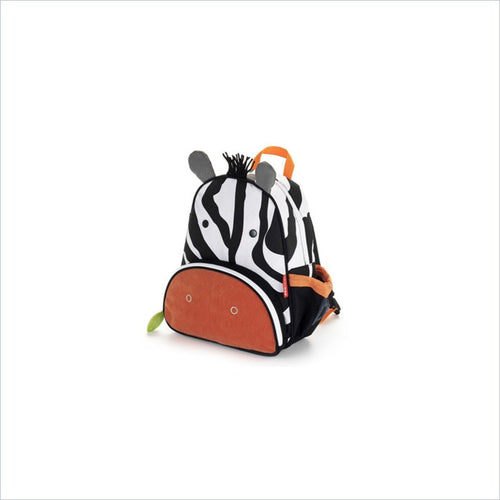 Skip Hop Zoo Pack Little Kid Backpack in Zebra