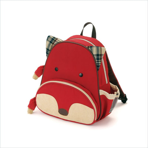 Skip Hop Zoo Pack Little Kid Backpack in Fox