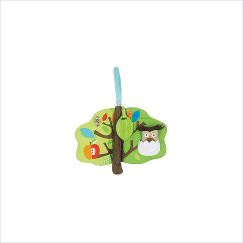 Skip Hop Treetop Friends Developmental Toys Soft Activity Book
