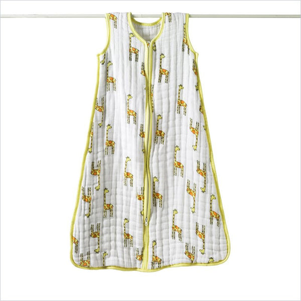 Aden + Anais Cozy Sleeping Bag in Jungle Jam Giraffe