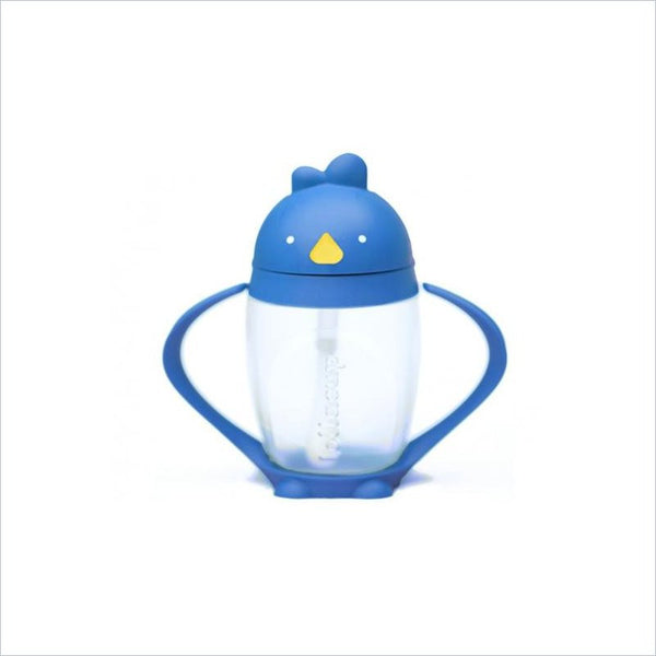 Lollacup Kids Sip Cup in Blue