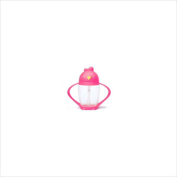 Lollacup Kids Sip Cup in Pink