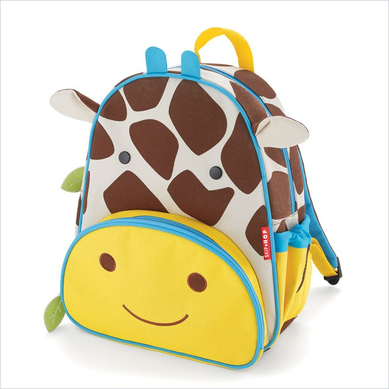 Skip Hop Zoo Pack Little Kid Backpack in Giraffe