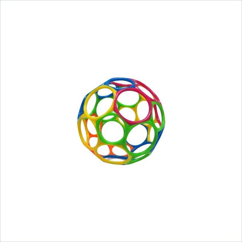 Rhino Toys 4 inch OBall in Green/Yellow/Red/Blue