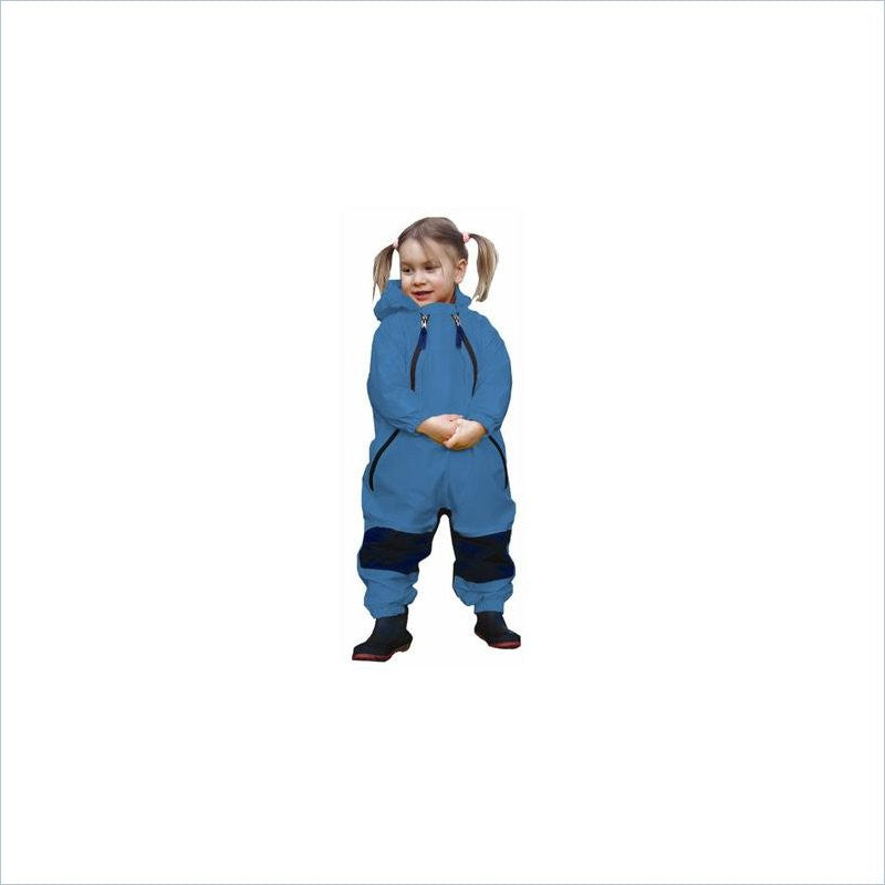 Tuffo Muddy Buddy Waterproof Coverall in Blue