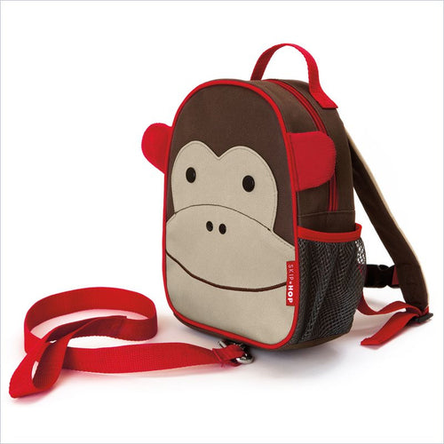 Skip Hop Zoo Safety Harness in Monkey