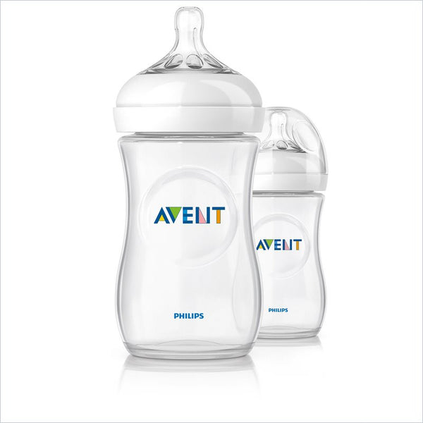 Avent Natural Bottle 9oz Twinpack
