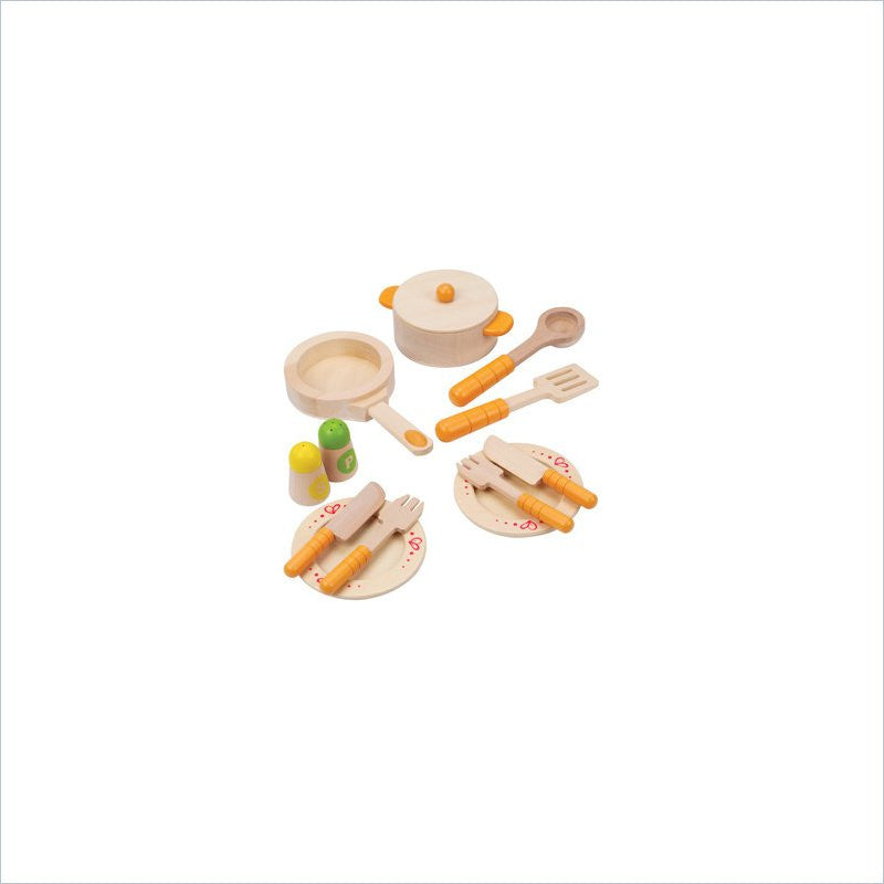 HaPe Toys Gourmet Kitchen Starter Set