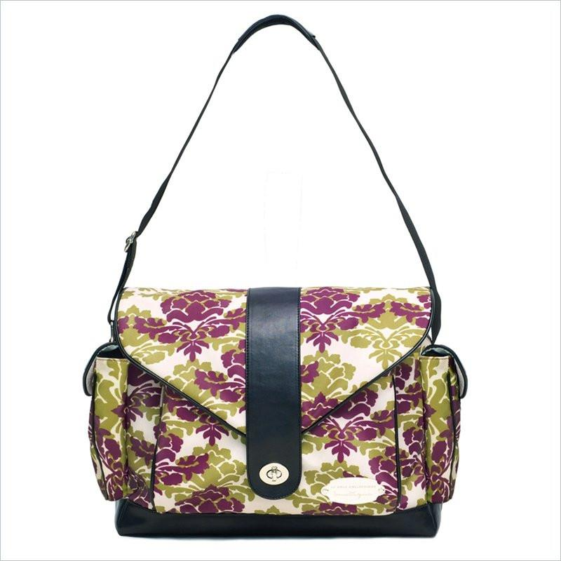 JJ Cole Myla Bag in Boysenberry Fleur