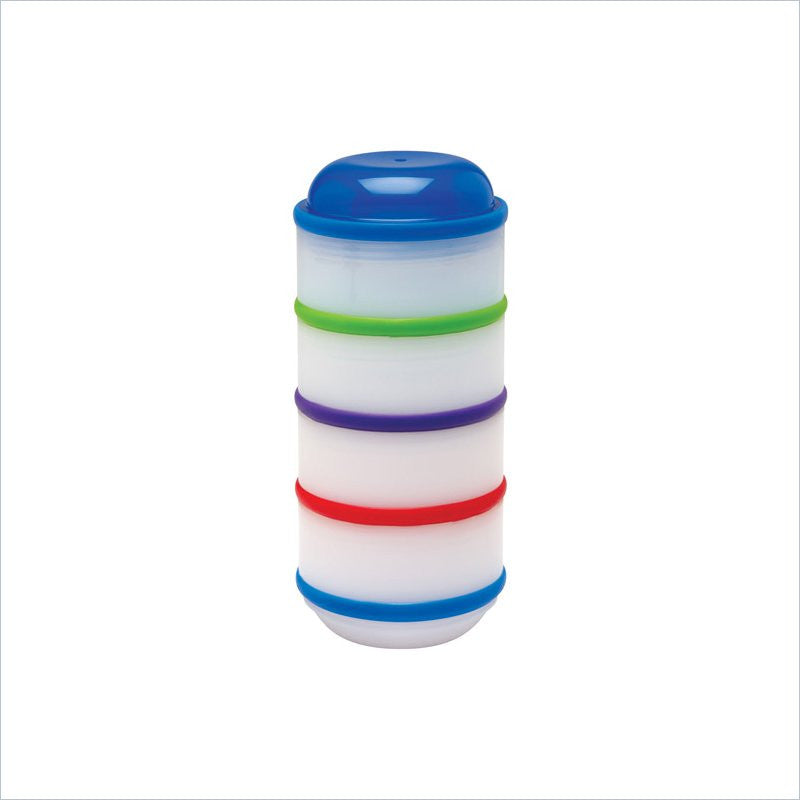 Dr. Brown's Snack-A-Pillar Stackable Snack and Dipping Cups