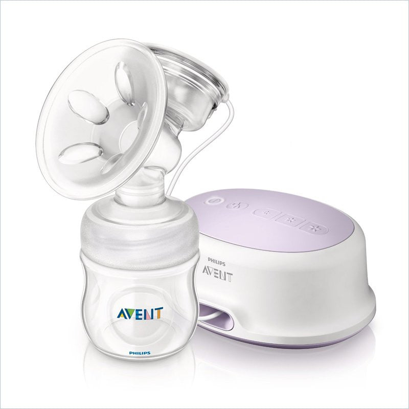 Philips Avent Natural Handheld Single Electric Breast Pump