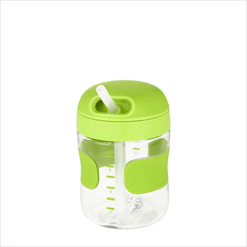 OXO Tot 7 oz. Straw Cup in Green