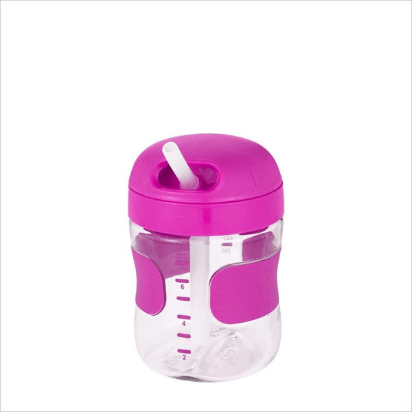 OXO Tot 7 oz. Straw Cup in Pink
