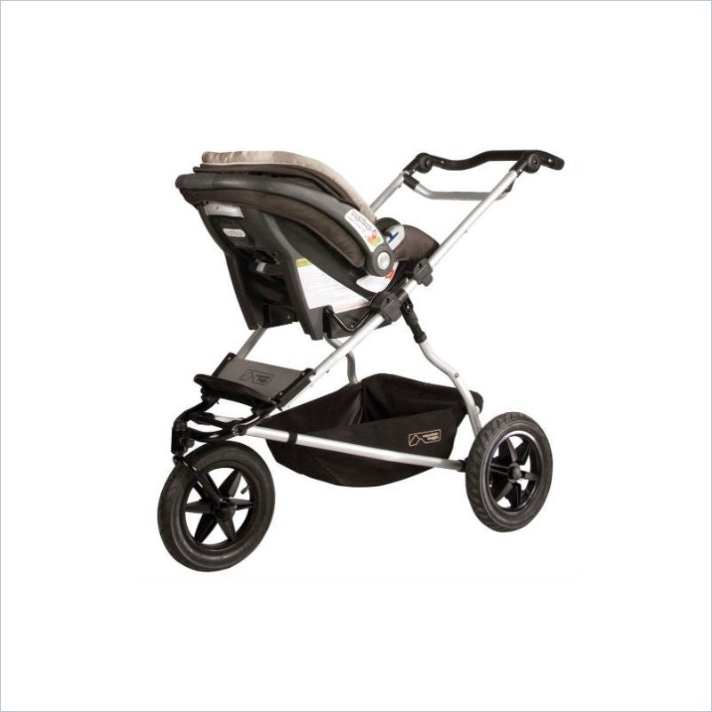 Mountain Buggy Urban Jungle/Terrain/+One to Maxi Cosi Travel System