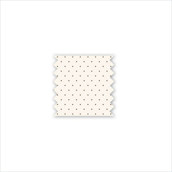 Skip Hop Mod Dot Printed Sheet in Pin Dot
