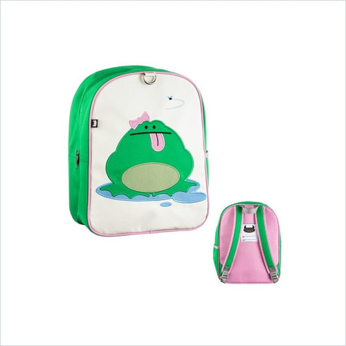 Beatrix Katarina the Frog Little Kids Backpack