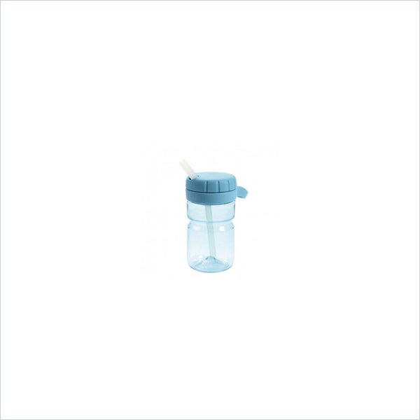 OXO TOT Big Kids Twist Water Bottle in Aqua