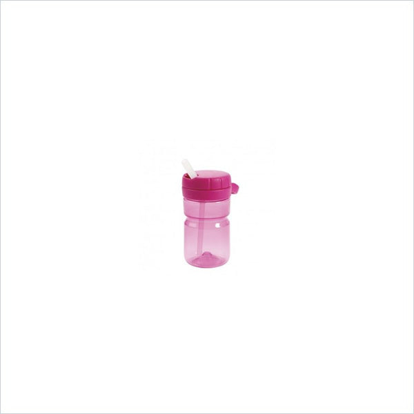 OXO TOT Big Kids Twist Water Bottle in Pink