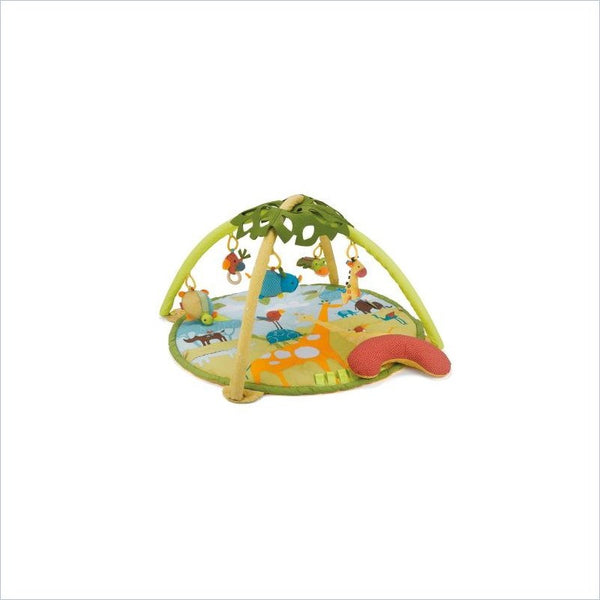 Skip Hop Giraffe Safari Developmental Toys Activity Gym