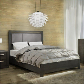 Nest Milano Double Bed 54""