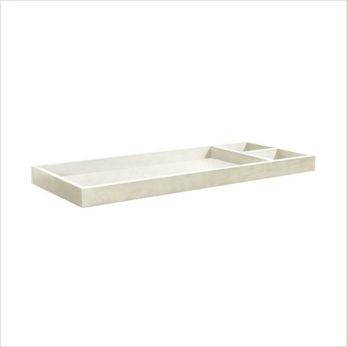 Franklin & Ben Providence Removable Changer Tray in Distressed White
