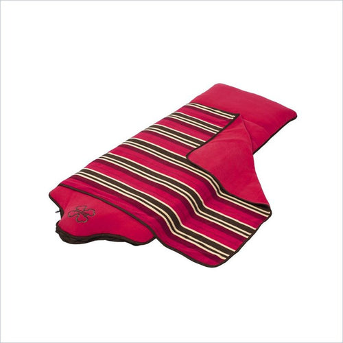 The Shrunks Stepaire Bandit Nap Pad in Red