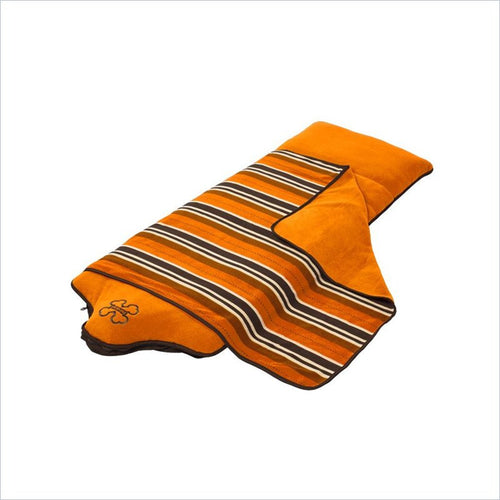 The Shrunks Stepaire Bandit Nap Pad in Orange