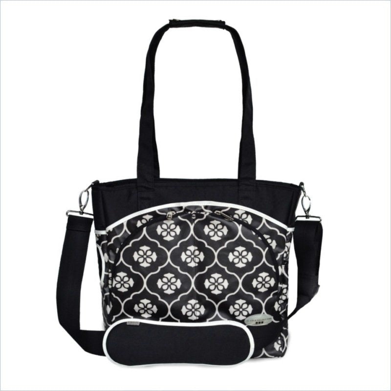 JJ Cole Mode Diaper Bag in Black Foret
