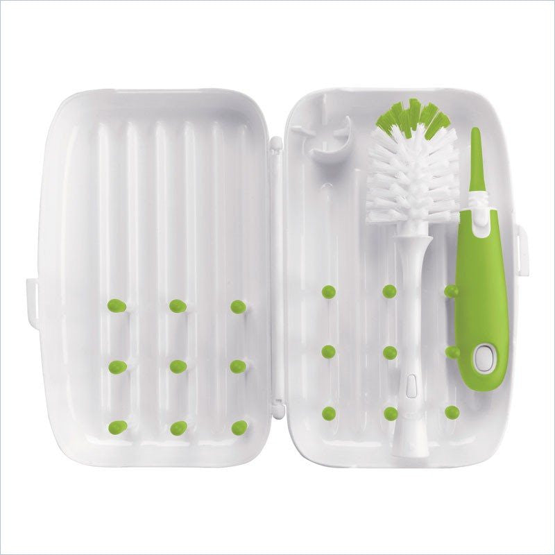 OXO Tot On the Go Drying Rack in Green