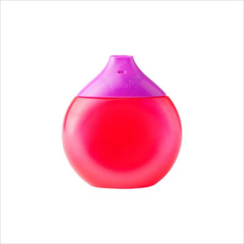 Boon Fluid Sippy Cup Pink and Purple
