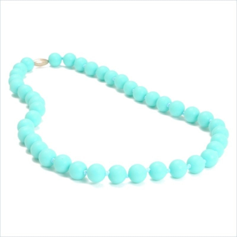 Chewbeads Jane Necklace in Turquoise