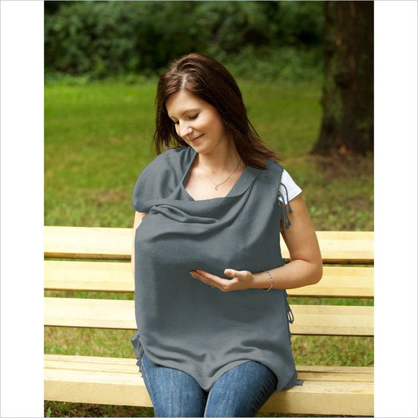Jolly Jumper Pashmama in Dove Grey