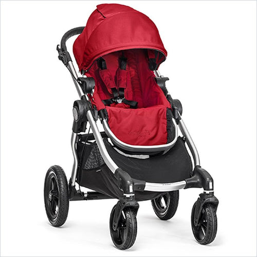 Baby Jogger City Select Single Stroller in Ruby