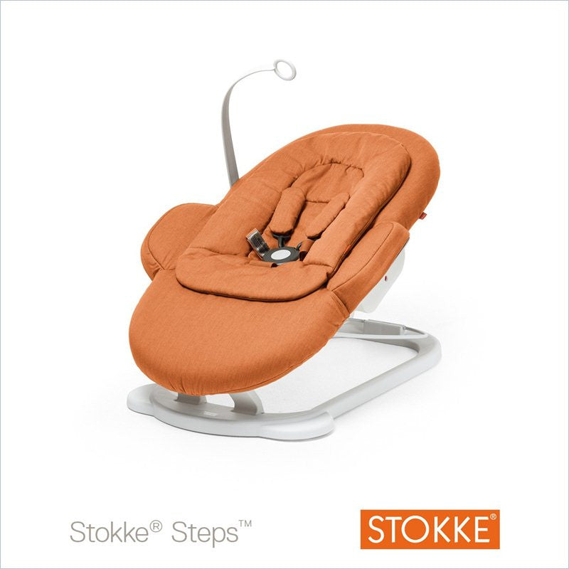 Stokke Steps Bouncer In Orange