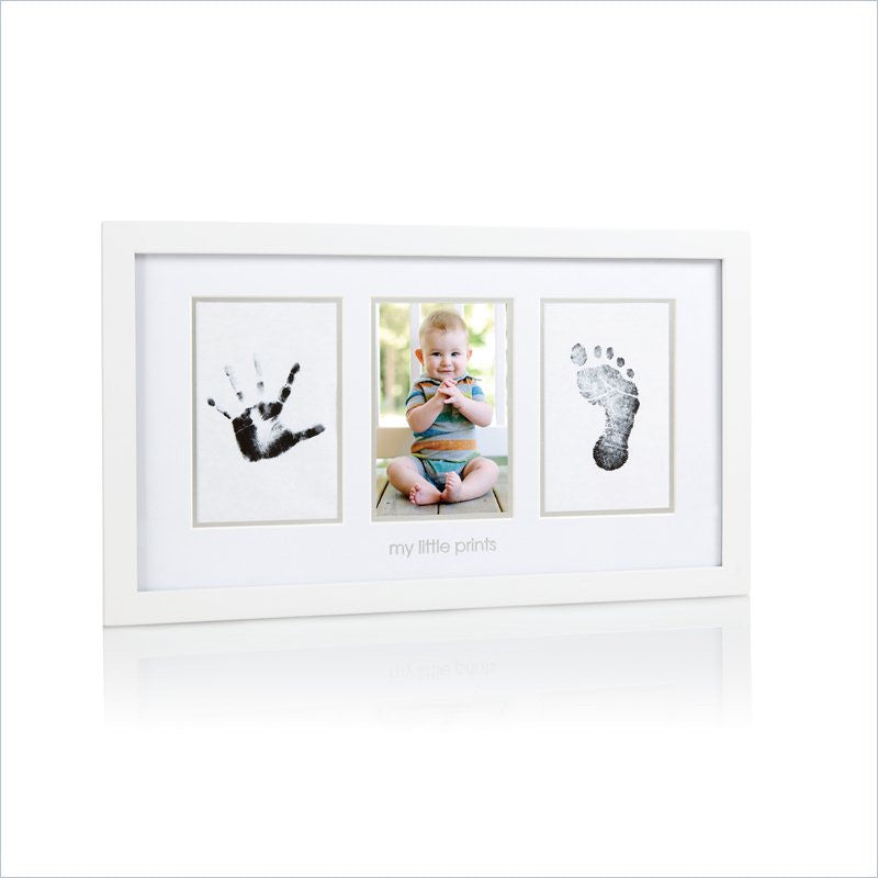 Pearhead Babyprints Frames Photo Frame in White