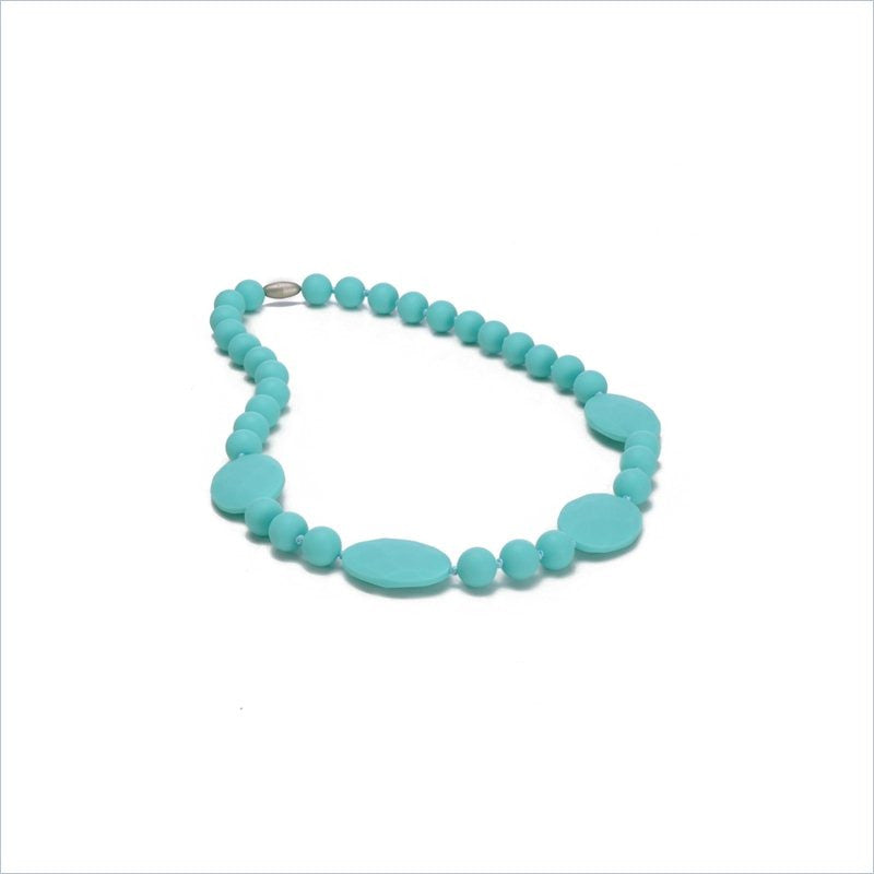 Chewbeads Perry Necklace in Turquoise