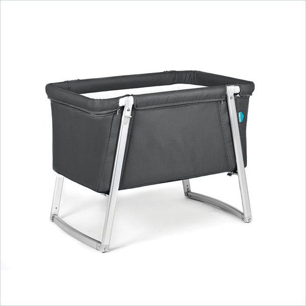 BabyHome Dream Baby Cot in Graphite