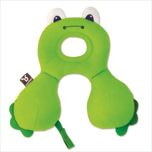 Ben Bat Travel Friends Frog Neckrest for 0-12 months