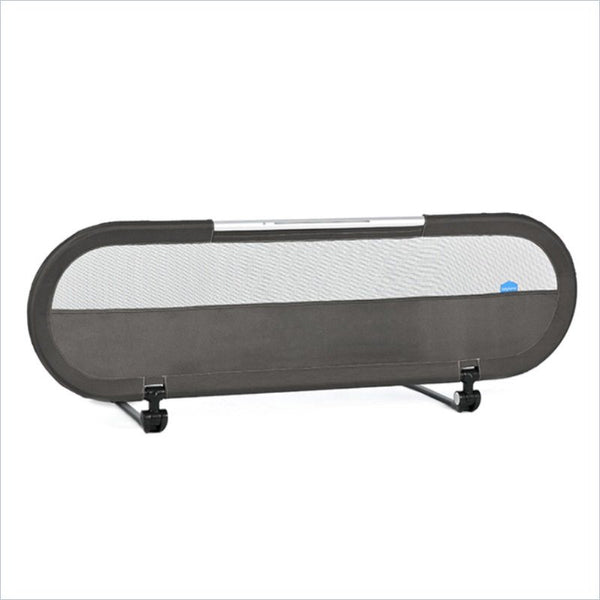 BabyHome Side Light Bed Rail in Grey
