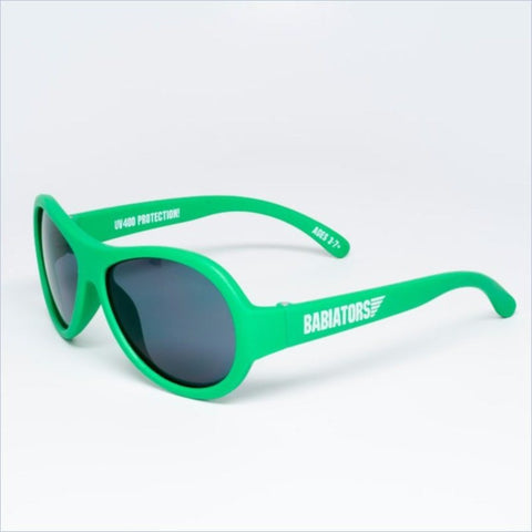 Babiators Sunglasses in Go Time Green