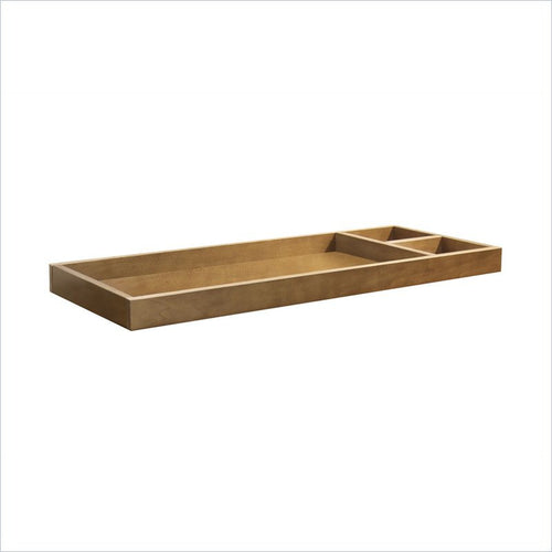 Franklin & Ben Nelson Removable Changing Tray in Aged Oak