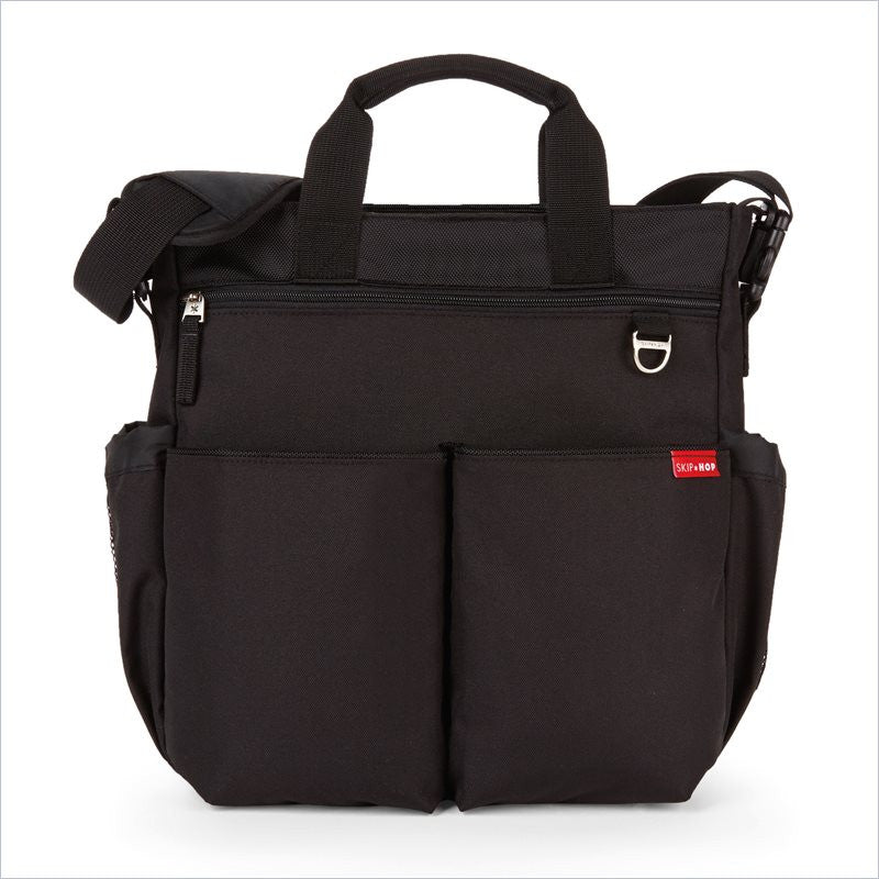 Skip Hop Duo Signature Diaper Bag in Black