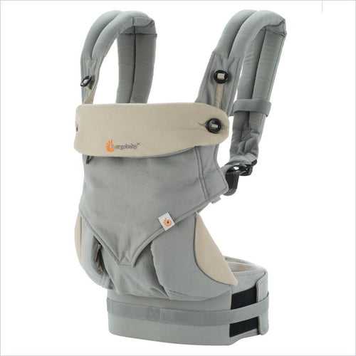 Ergobaby Four Position 360 Baby Carrier in Grey
