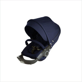 Stokke Xplory & Crusi Complete Seat in Deep Blue