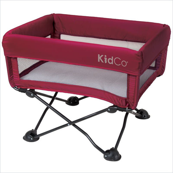Kidco Dreampod Portable Bassinet in Cranberry