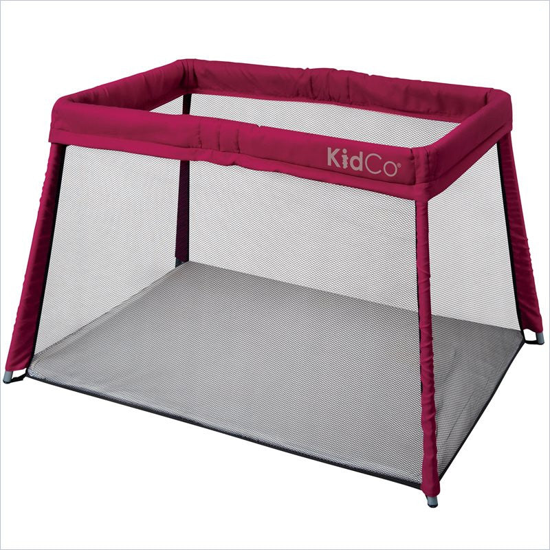Kidco Travelpod Play Yard in Cranberry