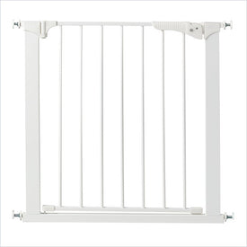 Kidco Gateway Pressure Mount Gate in White