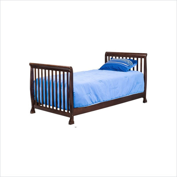 Da Vinci Kalani Twin Size Bed in Cherry
