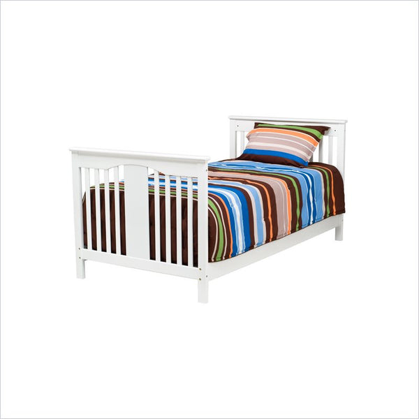 Da Vinci Annabelle Twin Size Bed in White