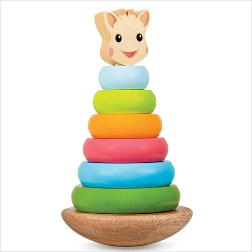Janod Sophie the Giraffe Stacking Toy